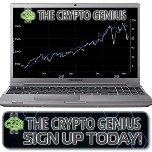 Crypto Genius Website